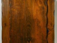 This is a wood Frame / Plaque, new but old stock. The