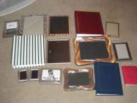 I have a set consisting of photo albums and picture