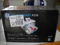 HP Photosmart A536 photo printer - Brand new in box.
