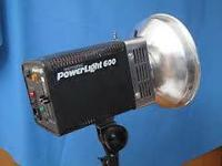 2 PHOTOGENIC Studio Lights-- POWERLIGHT 600's.