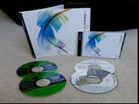 For sale is a set of Adobe Photoshop software. Included