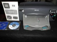 FOR SALE HP PHOTO-SMART 1115 THE PHOTO SMART B/NEW IN