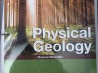Physical Geology 6th Edition for GEOL 1403 by