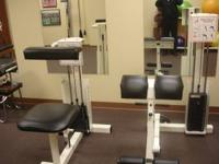 Fitness Plus Physical Therapy Equipment We have two