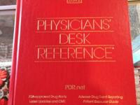 "DOCTOR'S DESK REFERENCE ""2012"". PDR 66 EDITION HARD"