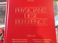 "PHYSICIAN'S DESK REFERENCE ""2012"" PDR 66 EDITION HARD"