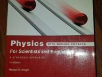 Physics for Scientists and Engineers: A Strategic