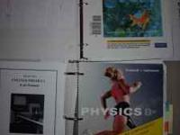 -Physics 8th edition, Cutnell & Johnson (notebook