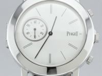 Piaget Altiplano Double Jeu Mechanical Two Dial White