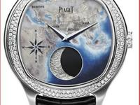 This is a Piaget, Black Tie Emperador Cushion G0A38561