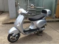 Make: Vespa Model: Other Mileage: 2,800 Mi Year: 2013