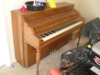 I have this piano in my garage and i dont want it