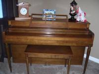 Piano older still in good shape need to sell 300.00