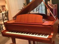 PIANO, BABY GRAND ? Piano teacher selling one of her