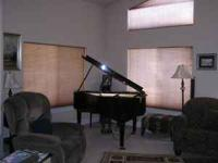 Piano, Bergmann Baby Grand with Disc player; asking