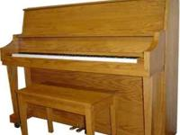 Choose from 6 Boston UP-118 studio uprights by Steinway