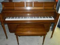Piano For Sale.Still in good condition since around