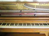 PIANO, GULBRANSEN, COMPLETELY ORIGINAL, EXCELLENT