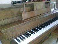 Piano - Hobart M. Cable with bench.  Very good