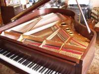 "Mason & Hamlin ""A"" 5ft 8 inch grand piano . The piano"