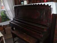 Nice old piano Make me an offer CALL ME AT  Location: