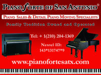 Reduced monthly piano rentals for qualifying students.