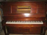 Piano's and Organs for Sale.. Large Selection.. Will