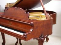 We have several brands of grand pianos for sale