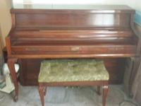 I have a Wurlitzer piano that im trying to obtain rid