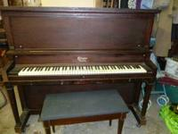 Have pianos $50 to $150, also electric paino as well