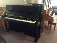 Yamaha Upright Disklavier *.  Make: Yamaha.  Service