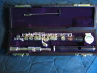 This is a brand new YPC 82 Top of the line Piccolo