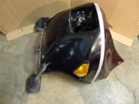 Here for sale is a Vintage Pichler Full Fairing for a
