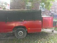 Pickup eighteen-wheeler available. $300 OBO. We have
