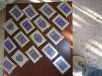I have 17 2'' x 3'' Picture frames They are a great