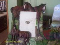 animal picture frames new in the box-also have a couple