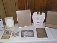 I have several picture frames for sale - $5 for all