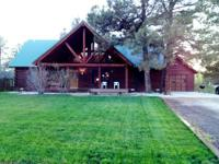 Picture Perfect Colorado Cabin. Location: Pagosa