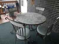 For Sale Pier 1 Patio Furniture made of decorative