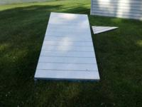 I have a Endres dock for sale. 7 sections. 3 ft X 6 ft