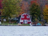 We have a number of Lake Front Cottages on Canadohta