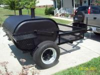 Custom built pig cookers/smokers.Just let me know what