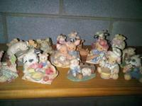 "I have a 19 pig and cow figures. 3"" and under. Call or"