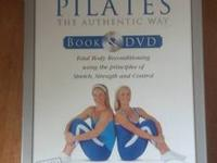 Brand new Pilates DVD & Book ... exercise without