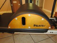 The Pilates small barrel (or half barrel) by Stamina.