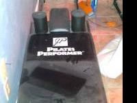 Pilates Proformer Table with chart and vhs. Excellent