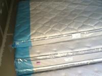 Queen Size Pillow Top mattresses with foundation