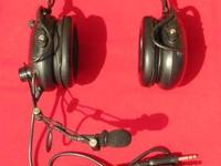 FlightCom Aviation Headset $75 Selling my little used