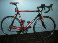 I have a 2008 Pinarello Galileo racing bike for sale
