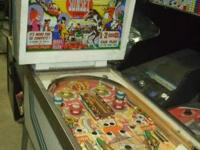 Have a functioning SUNSET Pinball Device available that